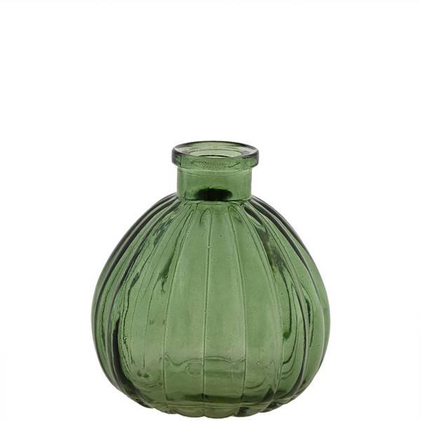 Minivase, Ellie grønn 9 cm