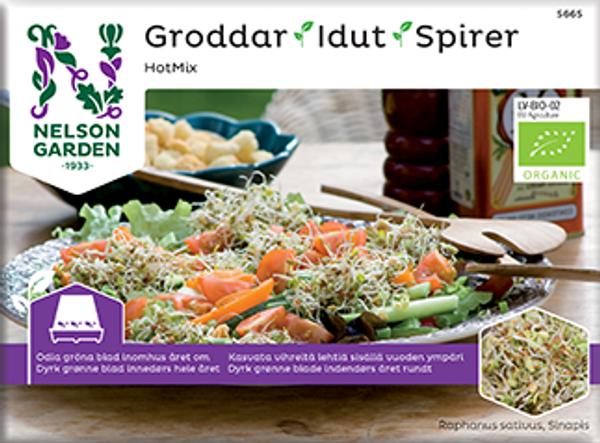 Spirer, HotMix - Organic