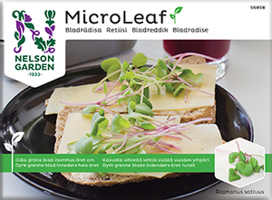 Bilde av Micro Leaf, Bladreddik-