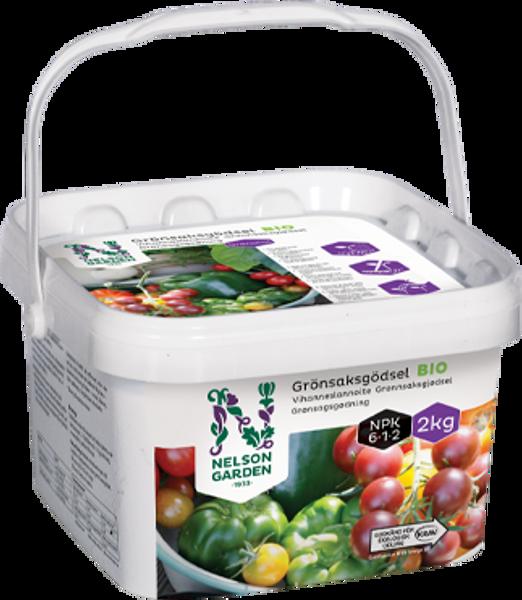 Grønnsakgjødsel økologisk 2 kg