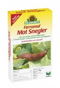 Bilde av Ferramol mot snegler 1 kg