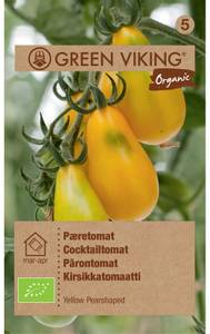 Bilde av Tomat, Pære- 'Yellow Pearshaped'