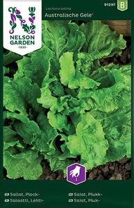 Bilde av Salat, Blad- 'Australischer Gele' - Lactuca