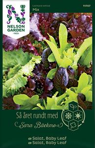 Bilde av Salat Baby Leaf Mix - Lactuca