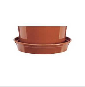 Bilde av Plastfat til 38,1 cm potter, brun