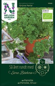 Bilde av Persille 'Grüne Perle' - Petroselinum crispum, Organic